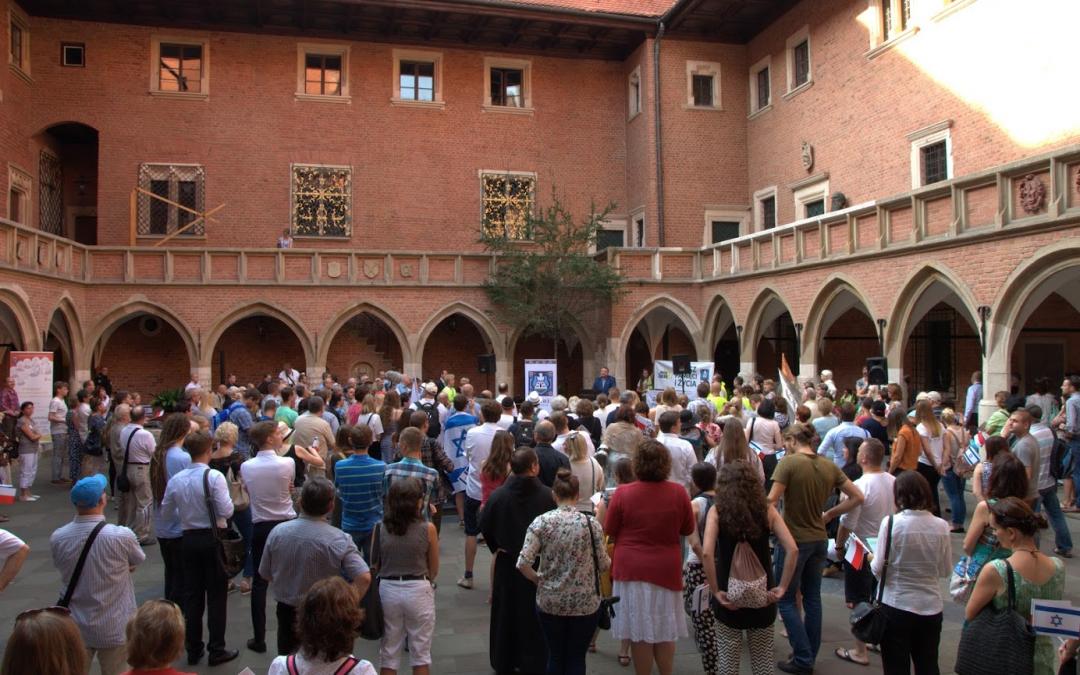 Podsumowanie Marszu Pamięci i Życia w Krakowie (2016)